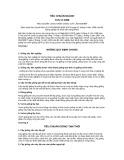 Tiêu chuẩn ngành TCN 17:1998