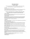 Tiêu chuẩn Việt Nam TCVN 3701:2009
