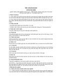 Tiêu chuẩn ngành 10 TCN 921:2006