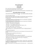 Tiêu chuẩn ngành TCN 12:2007
