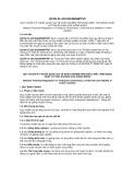 Quy chuẩn kỹ thuật Quốc gia QCVN 01-123:2013-BNNPTNT