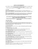 Quy chuẩn kỹ thuật Quốc gia QCVN 01-128:2013-BNNPTNT