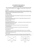 Quy chuẩn kỹ thuật Quốc gia QCVN 01-28:2010-BNNPTNT