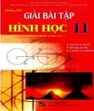 Ebook Hướng dẫn giải bài tập Hình học 11 (Chương trình nâng cao - Tái bản lần hai): Phần 2
