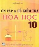 Ebook Ôn tập và đề kiểm tra Hóa học 10: Phần 2