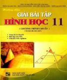 Ebook Hướng dẫn giải bài tập Hình học 11 (Chương trình chuẩn - Tái bản lần thứ nhất): Phần 2