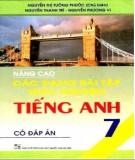 Ebook Nâng cao các dạng bài tập trắc nghiệm Tiếng Anh 7 (có đáp án): Phần 2