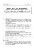 Tiêu chuẩn ngành 14 TCN 148-2005