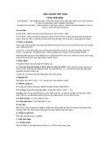 Tiêu chuẩn Việt Nam TCVN 7035:2002