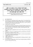 Tiêu chuẩn ngành 14 TCN 147-2005