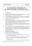 Tiêu chuẩn ngành 10 TCN 185-1993