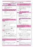 Cách giải các dạng toán thường gặp