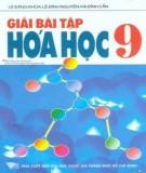 Ebook Giải bài tập Hóa học 9