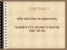 Bài giảng Marketing ngân hàng: Chương 2 - ThS. Trương Thị Bạch Mai