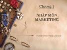 Bài giảng Marketing ngân hàng: Chương 1 - ThS. Trương Thị Bạch Mai