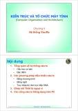 Bài giảng Kiến trúc và tổ chức máy tính: Chương 5 - ThS. Trần Quang Hải Bằng