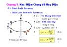 Bài giảng Kỹ thuật điện: Chương 5 - Nguyễn Kim Đính