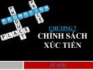 Bài giảng Marketing ngân hàng: Chương 7 - ThS. Trương Thị Bạch Mai