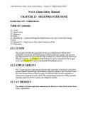 NASA Glenn Safety Manual: Chapter 23 - High pressure hose