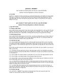 Quy chuẩn Kỹ thuật Quốc gia QCVN 02:2015/BCT