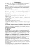Quy chuẩn kỹ thuật Quốc gia QCVN 40:2015/BGTVT