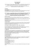 Tiêu chuẩn Quốc gia TCVN 10550:2014