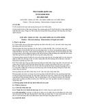 Tiêu chuẩn Quốc gia TCVN 10100:2013