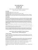 Tiêu chuẩn Việt Nam TCVN 2098:2007