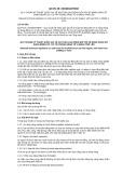 Quy chuẩn Kỹ thuật Quốc gia QCVN 25:2015/BLDTBXH