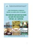 Tiêu chuẩn xếp hạng khách sạn chung các nước tiểu vùng sông Mê Kông Việt Nam - Lào - Campuchia