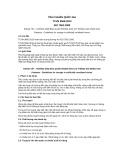 Tiêu chuẩn Quốc gia TCVN 9695:2013