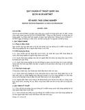 Quy chuẩn kỹ thuật Quốc gia QCVN 40:2011/BTNMT