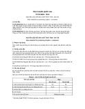 Tiêu chuẩn Quốc gia TCVN 9039:2011