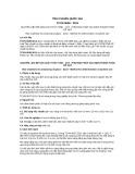 Tiêu chuẩn Quốc gia TCVN 9038:2011