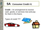 Lecture Focus on personal finance: An active approach to help you develop successful financial skills (2e) - Chapter 5A