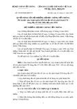 Quyết định số 35/2005/QĐ-BBCVT