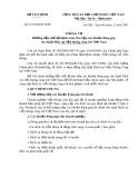 Thông tư số 110/2005/TT-BTC