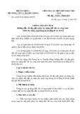 Thông tư liên tịch số 12/2007/TTLT/BXD-BTTTT