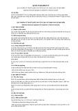 Quy chuẩn kỹ thuật Quốc gia QCVN 76:2014/BGTVT