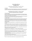 Tiêu chuẩn Quốc gia TCVN 8401:2011