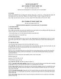 Quy chuẩn kỹ thuật quốc gia QCVN 34:2011/BGTVT