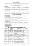 Quy chuẩn kỹ thuật Quốc gia QCVN 74:2013/BTTTT