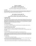 Quy chuẩn kỹ thuật Quốc gia QCVN 8-3:2012/BYT