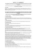 Quy chuẩn kỹ thuật Quốc gia QCVN 01-171:2014/BNNPTNT