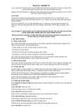 Quy chuẩn kỹ thuật Quốc gia QCVN 76:2013/BTTTT