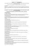 Quy chuẩn kỹ thuật Quốc gia QCVN 01-177:2014/BNNPTNT