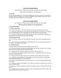 Quy chuẩn kỹ thuật quốc gia QCVN 24:2014/BLDTBXH