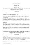Tiêu chuẩn Quốc gia TCVN 6140:1996