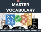 Master Vocabulary