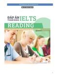 Đáp án tham khảo IELTS reading